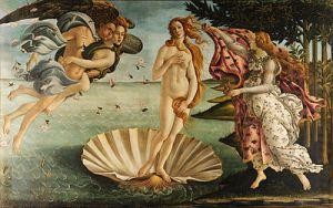 400px-Sandro_Botticelli_-_La_nascita_di_Venere